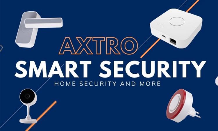 AXTRO Smart Security — приложение для умного дома и видеонаблюдения. Видеомануал. Скачать