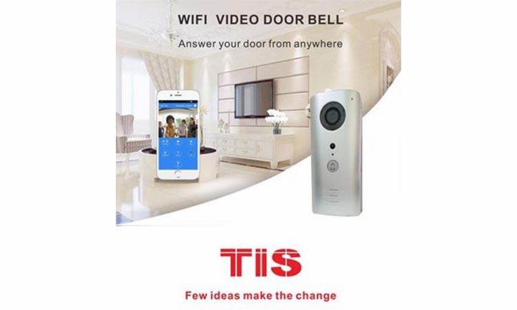 TIS WIFI BELL - приложение для видеозвонка. Видеомануал. Скачать