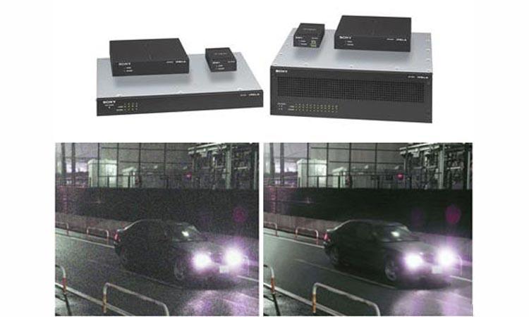 Технологии VE и XDNR от Sony - новый шаг к интеграции цифровых и аналоговых систем видеонаблюдения