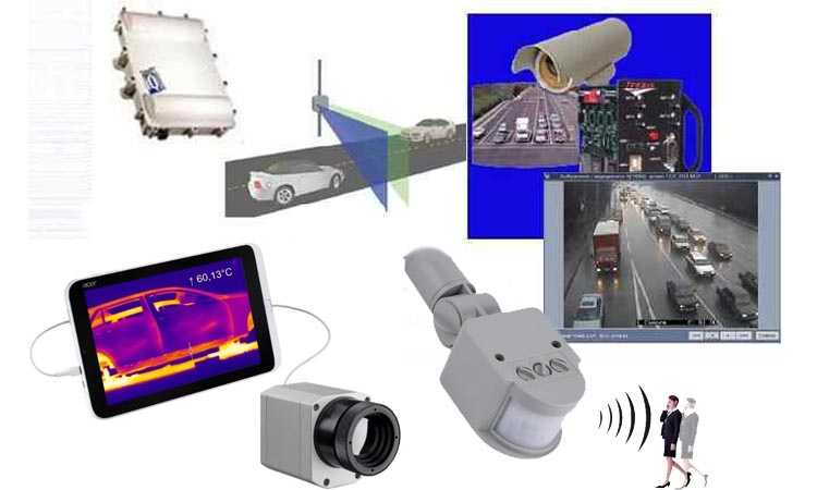 Методы обнаружения движения в системах безопасности