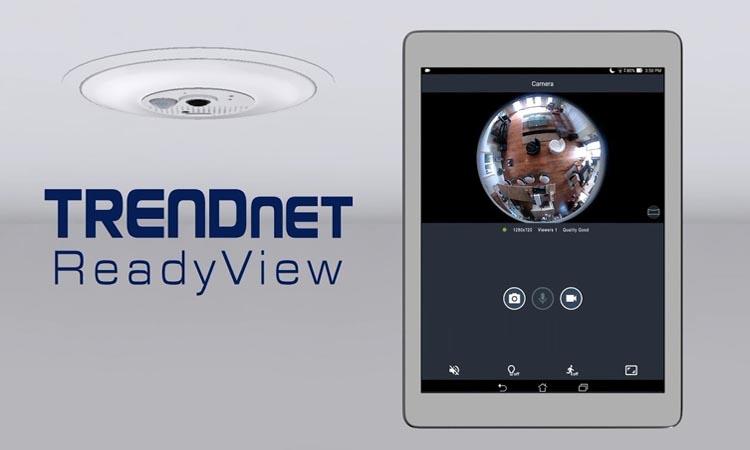 ReadyView - приложение для видеонаблюдения. Видеомануал. Скачать