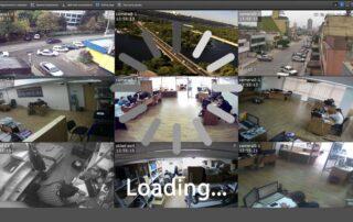 Что делать, если видео мониторе системы наблюдения зависает?