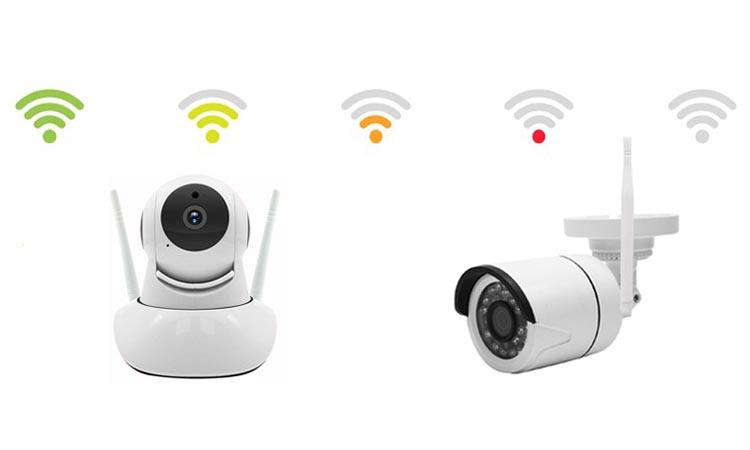 Что делать, если IP-камера не может подключиться к WiFi?