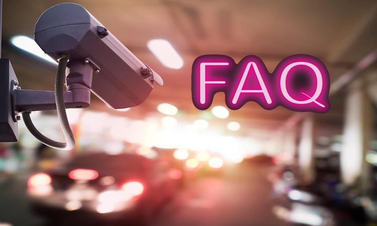 Часто задаваемые вопросы об IP-камерах