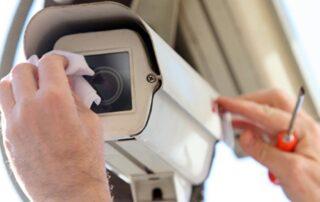 Советы по уходу за системой видеонаблюдения