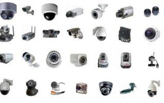 Что нужно знать о типах камер систем видеонаблюдения?
