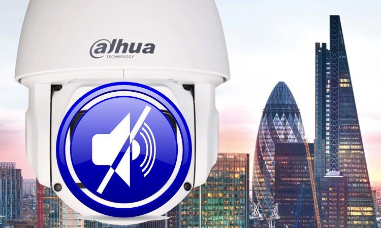 Исправление проблемы с записью звука Dahua DVR