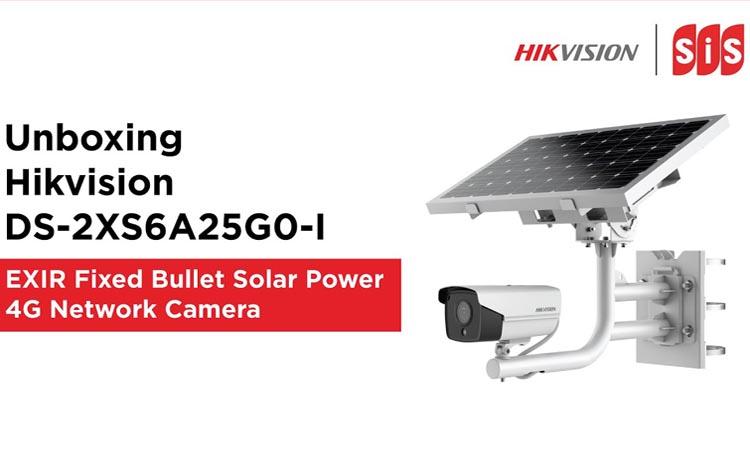 Использование солнечных батарей для камер видеонаблюдения