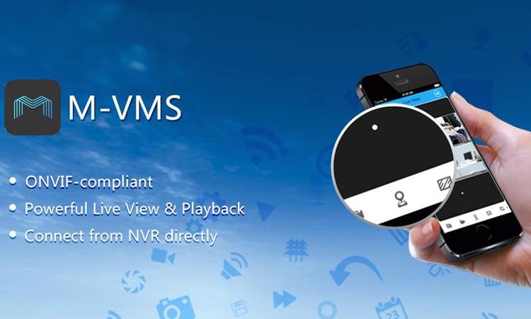 M-VMS Mobile — приложение для видеонаблюдения. Руководство. Скачать