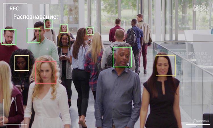 Как настроить распознавание лиц в видеорегистраторах Dahua?