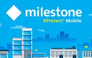 XProtect Mobile - приложение для видеонаблюдения. Видеомануал. Скачать