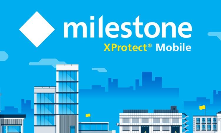 XProtect Mobile — приложение для видеонаблюдения. Видеомануал. Скачать