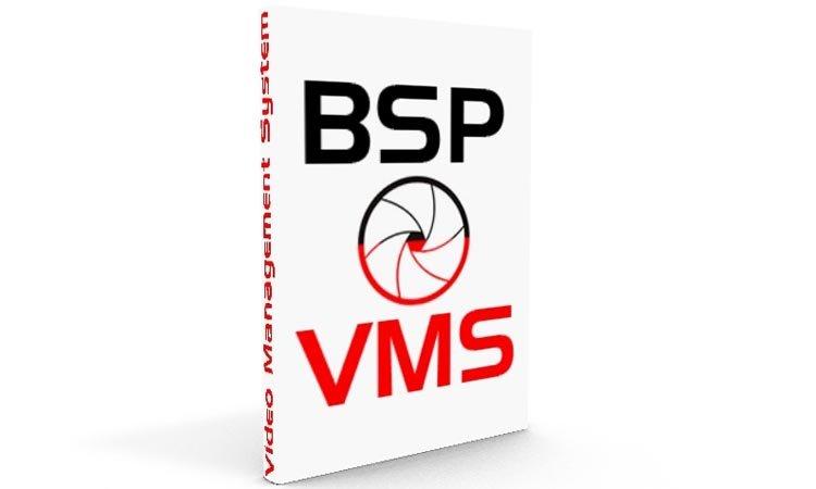BSP VMS - программа для видеонаблюдения. Руководство. Скачать