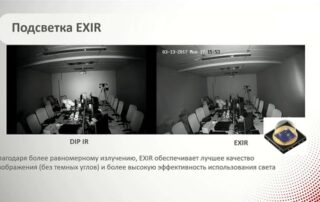 Камеры Exir - лучшее решение для мониторинга темных областей