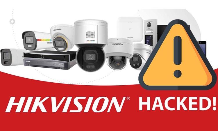 Внимание! Критическая уязвимость Hikvision 2021