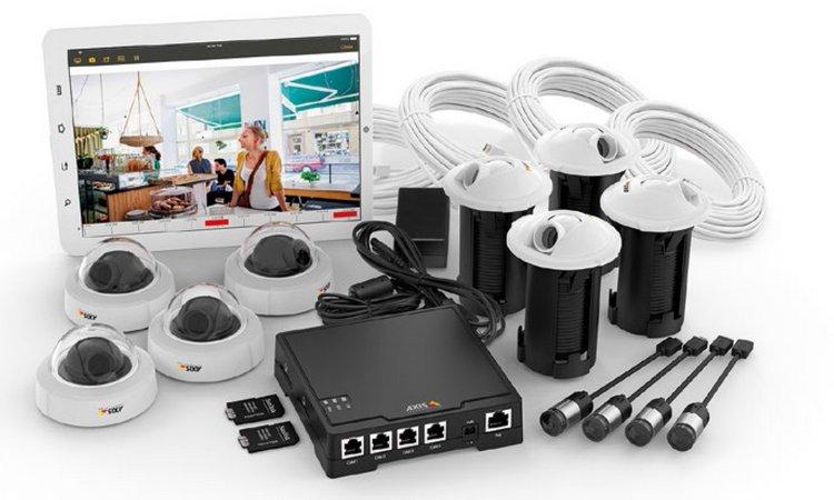 Комплект видеонаблюдения в Москве