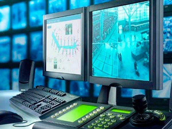 Установка систем видеонаблюдения в Москве