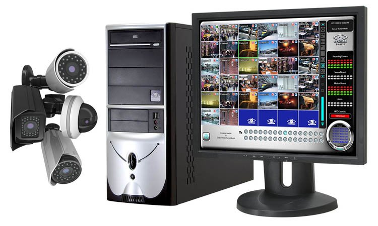 Требования для компьютеров, используемых в системах видеонаблюдения