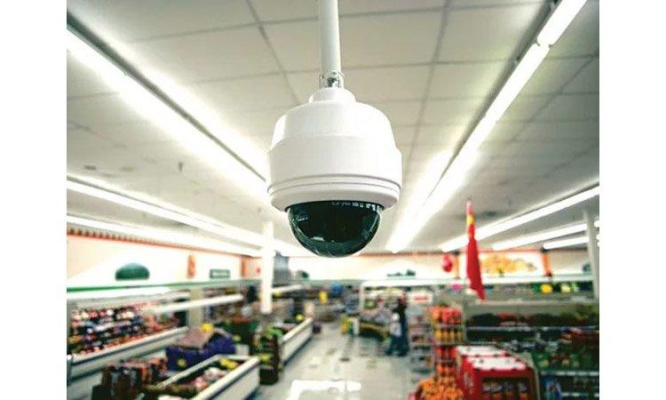 Использование систем видеонаблюдения на объектах торговли
