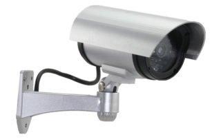 Муляжи систем видеонаблюдения. Плюсы и минусы