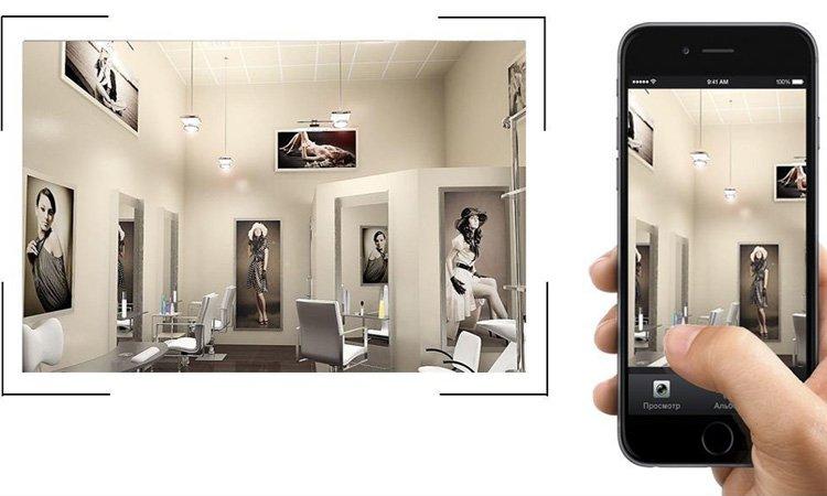 Комплект видеонаблюдения на 4 камеры falcon eye