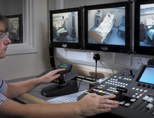 Установка систем видеонаблюдения в учреждениях здравоохранения Москвы и Подмосковья