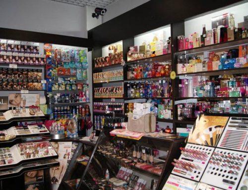 Установка видеонаблюдения в магазинах косметики и парфюмерии Москвы и Подмосковья
