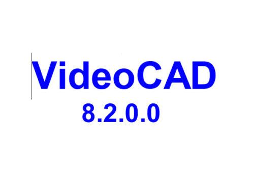 Videocad Lite 8.2 — программа для проектирования систем видеонаблюдения. Скачать. Руководство