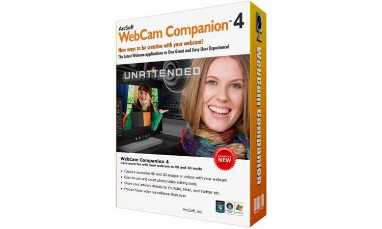 Arcsoft WebCam Companion 4.0.0.374 - программа для записи и редактирования видео. Мануал. Скачать