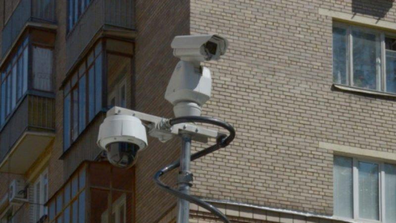 Установка видеонаблюдения во дворах многоэтажных домов в Москве и Подмосковье
