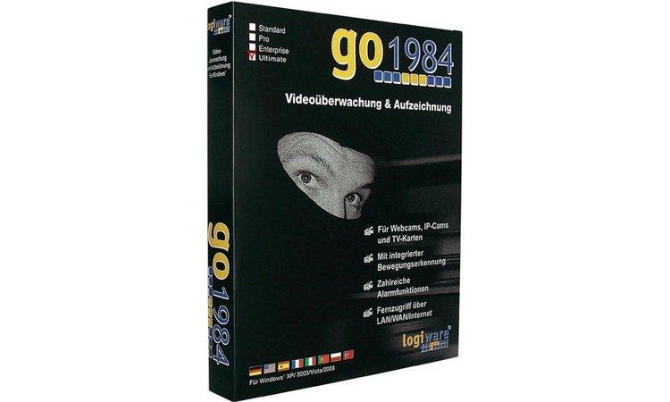 go1984 - программа для видеонаблюдения. Руководство. Скачать
