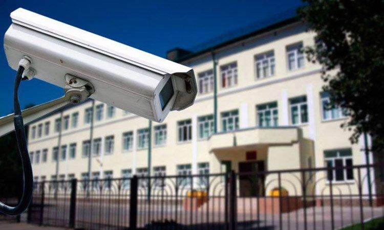 Установка видеонаблюдения в школах Москвы и Подмосковья