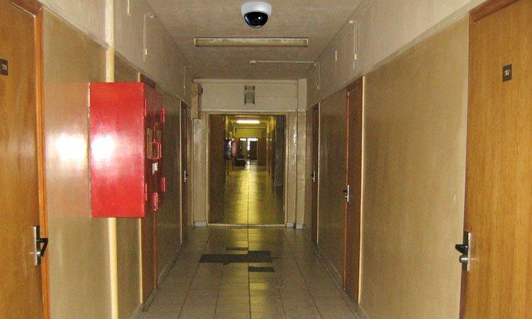 Установка видеонаблюдения в общежитиях Москвы и Подмосковья