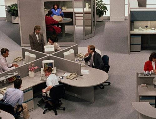 Монтаж систем видеонаблюдения в офисах и офисных зданиях Москвы и Подмосковья