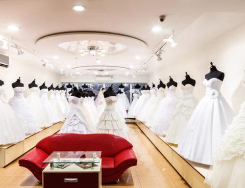 Установка видеонаблюдения в свадебных салонах Москвы и Подмосковья