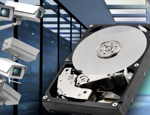 Жесткие диски для видеорегистраторов систем видеонаблюдения