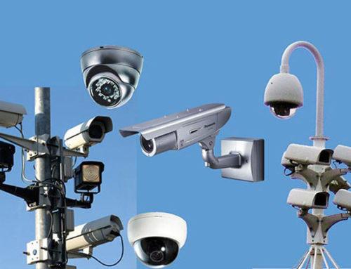 Правила и способы установки камер видеонаблюдения
