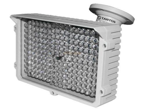 Светодиодное освещение в системах видеонаблюдения