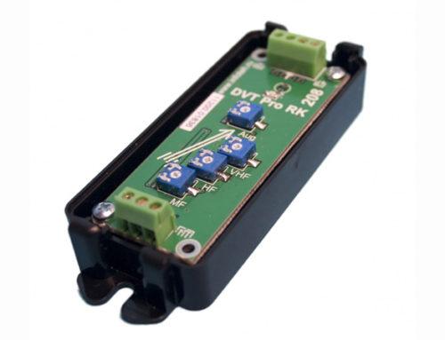 Что нужно знать об усилителях видеосигнала для систем видеонаблюдения