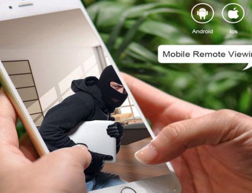 Как организовать удаленное видеонаблюдение с помощью мобильного устройства