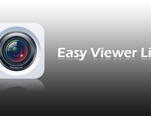 EasyViewerLite — программа для видеонаблюдения на мобильные устройства. Мануал. Скачать