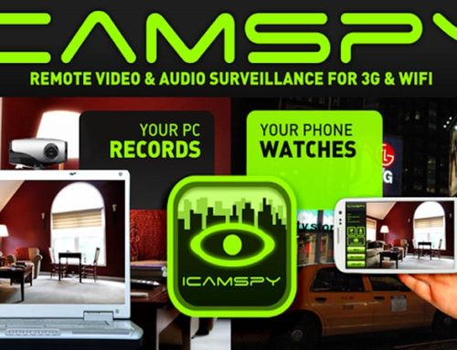 iCamSpy программа для видеонаблюдения для 2-3-4G мобильных сетей. Мануал. Скачать