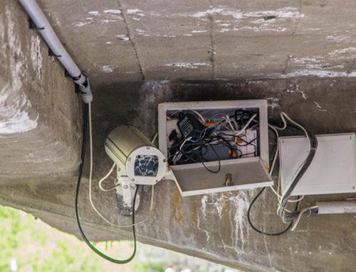 Замена старой системы видеонаблюдения на новую