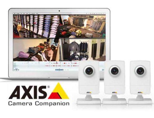 AXIS Camera Companion — программа для видеонаблюдения. Инструкция. Скачать
