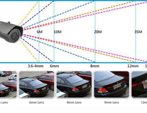 От чего зависит дальность обзора камер видеонаблюдения?