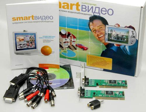 Как организовать видеонаблюдение с помощью телевизора с технологией Smart TV