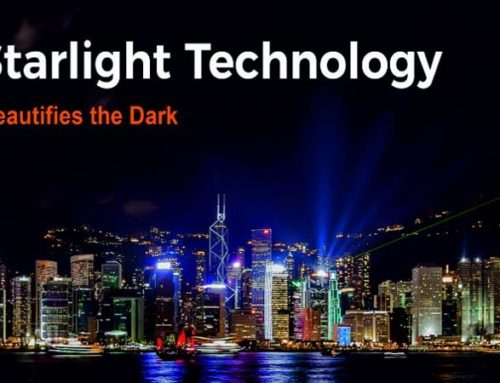 Новая технология Starlight в видеонаблюдении