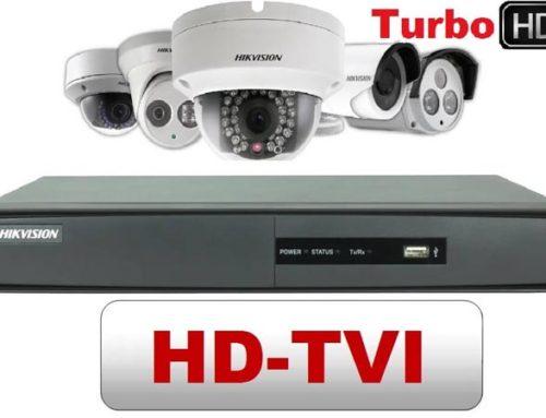 HD-TVI — формат аналогового видеонаблюдения для гибридных систем