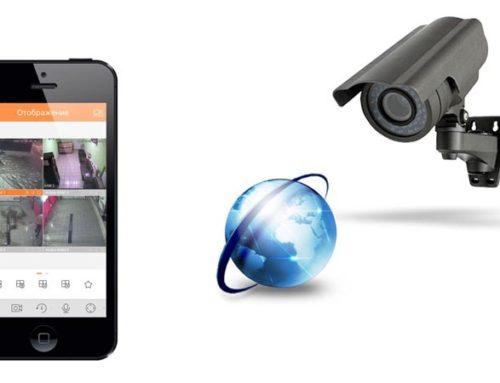 Технические аспекты удаленного видеонаблюдения