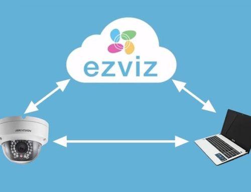 Ezviz Studio — программа для видеонаблюдения. Инструкция. Скачать